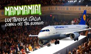 Lufthansa Italia's Milan Malpensa exit in October: easyJet and Alitalia/AirOne will benefit most
