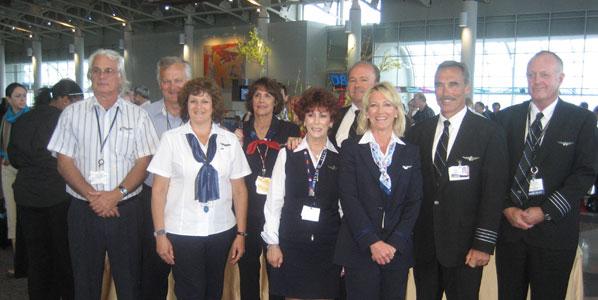 US Airways' crew