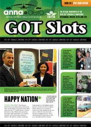 GOT Slots Postshow Issue