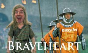 Ryanair challenging easyJet to be #1 in Edinburgh