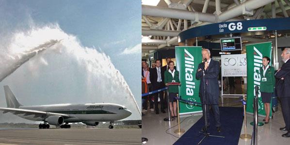 Alitalia launch Rome Fiumicino to Beijing service