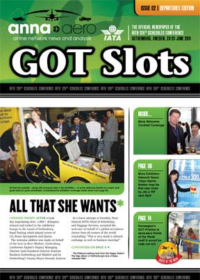 GOT Slots Departure Issue