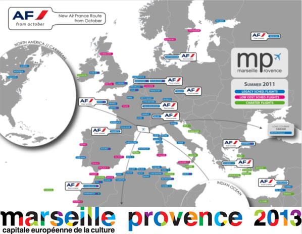 Air France - Marseille Provence 2013
