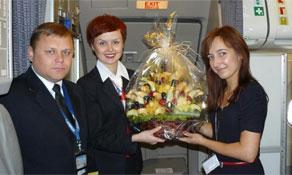Ural Airlines grows internationally; all-Airbus fleet next week