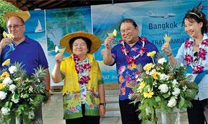 Bangkok Airways to explain next moves forward at anna.aero/ACI Abu Dhabi network planning conference