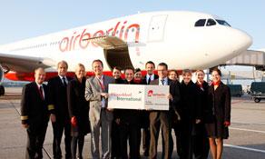 airberlin launches Costa Rica flights from Düsseldorf
