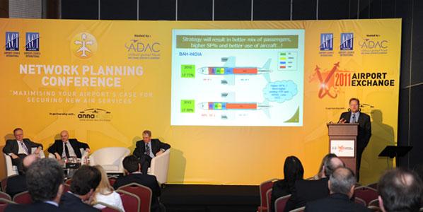 Airport Exchange 2011 - anna.aero network planning conference - Gulf Air