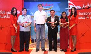 Thai AirAsia launches new domestic route to Nakhon Phanom from Bangkok