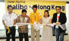 Cebu Pacific starts flying from Kalibo to Hong Kong and from Manila to Xiamen