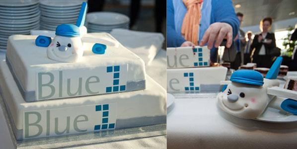 Cake 4: Blue1's Copenhagen to Oulu