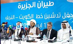 Jazeera Airways launches flights to Iraq; now serves 18 destinations from Kuwait, 12 against Kuwait Airways