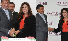 Qatar Airways launches first route to Iraq; now serves Erbil in Kurdistan