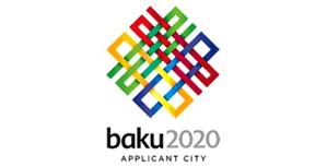 Baku 2020 Olympics applicant city logo