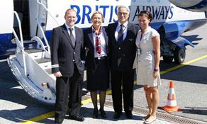British Airways' Sun-Air now flies to Bergen from Billund