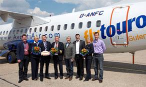 flytouropa launches domestic flights from Memmingen to Hamburg and Berlin Schönefeld