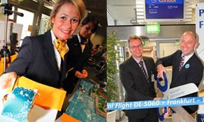 Condor starts seasonal service from Frankfurt to Toronto