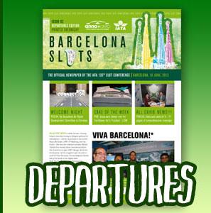 IATA Barcelona Slots - Departures