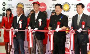 AirAsia Japan launches operations at base airport Tokyo Narita