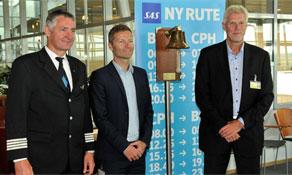 SAS reconnects Billund with Denmark's capital Copenhagen