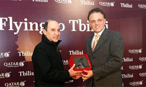 Tbilisi airport grows 50% in two years; Aegean, Alitalia, British Airways, Estonian Air and Qatar Airways new in 2012