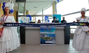 SATA International launches new route from Lisbon to Salvador da Bahia