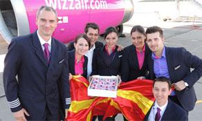 Aeroflot's welcome to Miami; Eindhoven bakes cake for Wizz Air; 200,000 Lufthansa passengers at Moscow Vnukovo