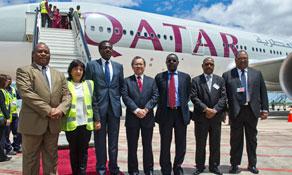 Qatar Airways launches thrice-weekly flights to Maputo in Mozambique