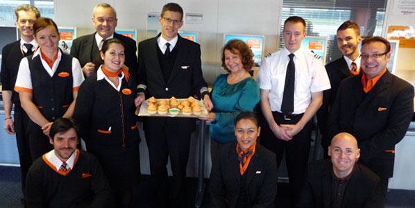Cake of the Week Vote: Cake 3 easyJet's Basel to Santiago de Compostela