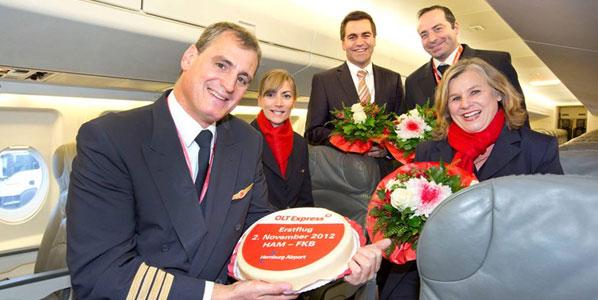 Cake of the Week Vote: Cake 6 OLT Express' Karlsruhe/Baden-Baden to Hamburg