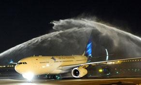 Garuda Indonesia launches flights from Jakarta to Abu Dhabi