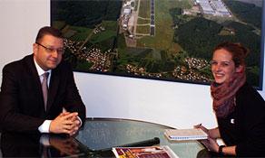 Friedrichshafen Bodensee: new routes from Monarch; Turkish Airlines in 2013?