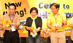 Cebu Pacific resumes services to Bangkok; launches flights to Kuala Lumpur from Cebu