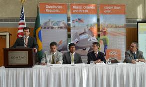 GOL launches new US services via Santo Domingo