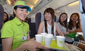 Jin Air breaks three million passengers in 2012 as it intensifies its 'casual' love affair