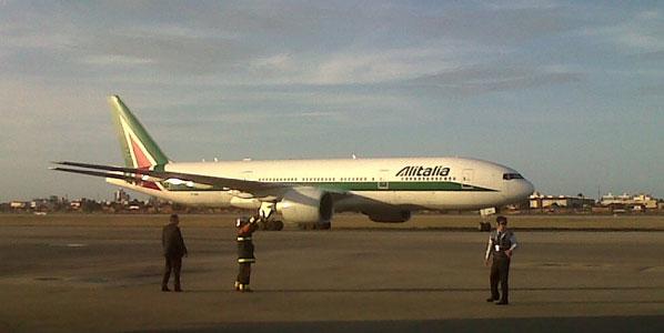 Alitalia inaugurates Fortaleza as its third destination in Brazil