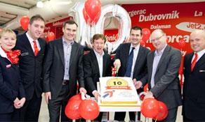 Jet2.com's great celebration; Iberia embraces new fleet