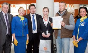 Ukraine International Airlines launches the ex-AeroSvit route to Moscow Sheremetyevo