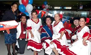 Santiago de Chile: traffic +19% in 2012; LATAM has 67% international seats in April 2013