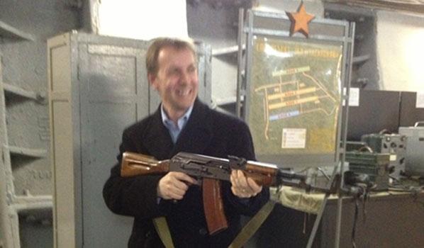 Moscow AK-47