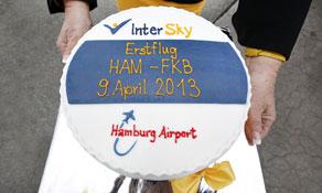 Award-winning InterSky launches Hamburg to Karlsruhe/Baden-Baden flights