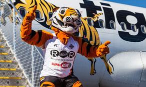 Tiger Airways Australia roars into Alice Springs