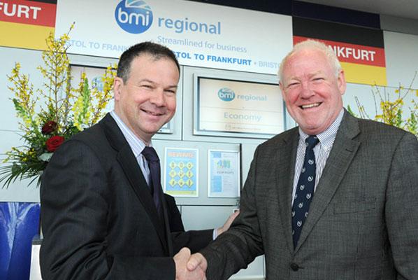 bmi Regional grows in Bristol