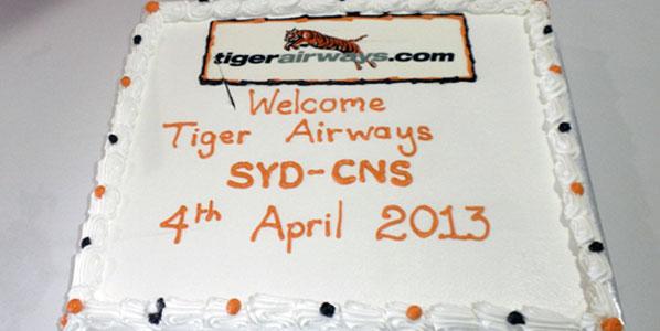 Tiger Airways Australia Sydney to Cairns