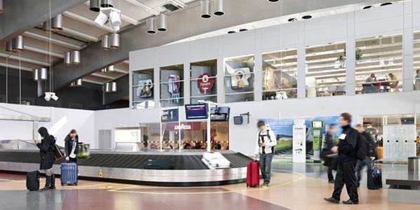 Stockholm Arlanda Airport's Terminal 2.