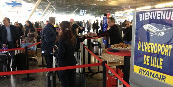 Ryanair opens three bases in a week