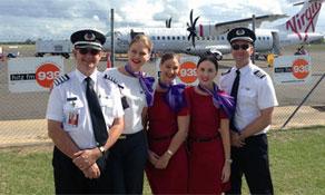 Virgin Australia launches flights to Bundaberg