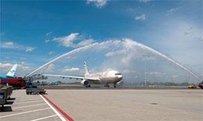 Etihad Airways finally launches flights to Amsterdam