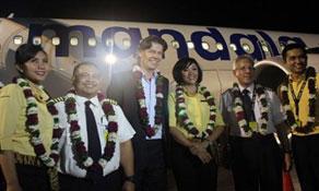Mandala Airlines adds Yogyakarta from Jakarta