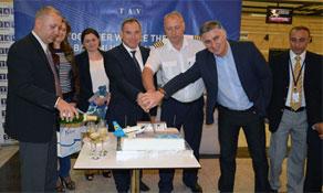 Ukraine International Airlines adds Nizhnevartovsk and Batumi to its network from Kiev