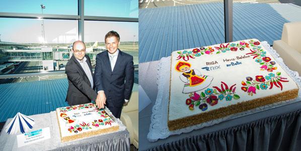 airBaltic launches seasonal flights to Balaton and Olbia
